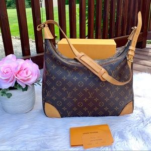 Louis Vuitton Boulogne 35